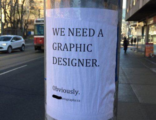 Quelqu'un cherche un graphiste?