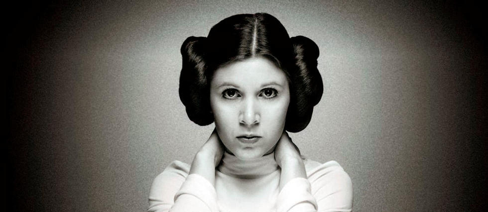 Testament de Carrie Fisher à la princesse Leia