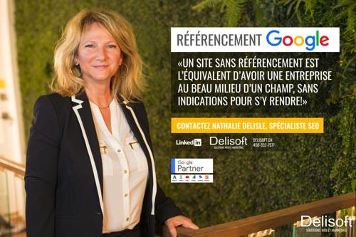 Delisoft - Nathalie Delisle