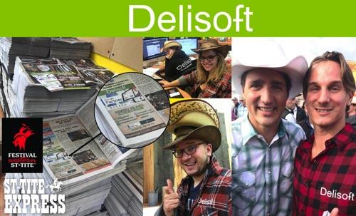 Delisoft - Alek Delisle