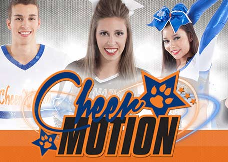 Cheer motion