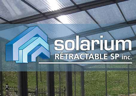 Solarium Rétractable SP