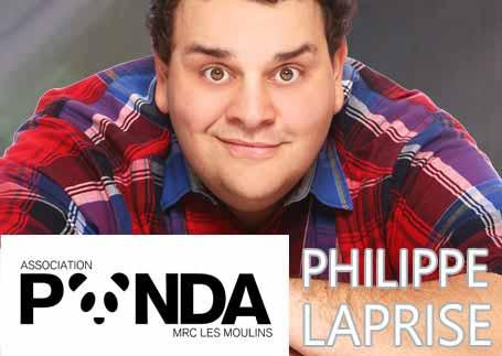 PANDA - Philippe Laprise