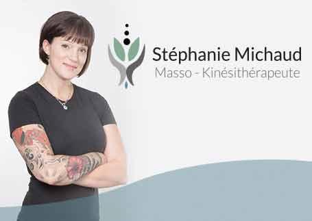 Massothérapie Stéphanie Michaud