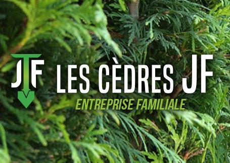 Les cèdres JF
