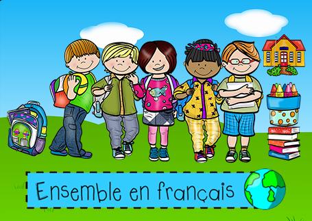 Ensemble en français