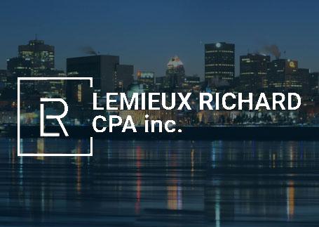 Lemieux Richard CPA inc