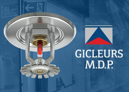 Gicleurs MDP