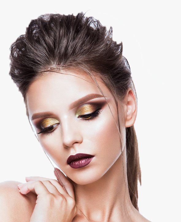 Web Design makeup benefits