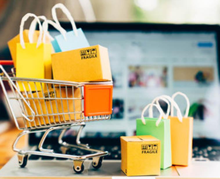 Web Design online-sales introduction