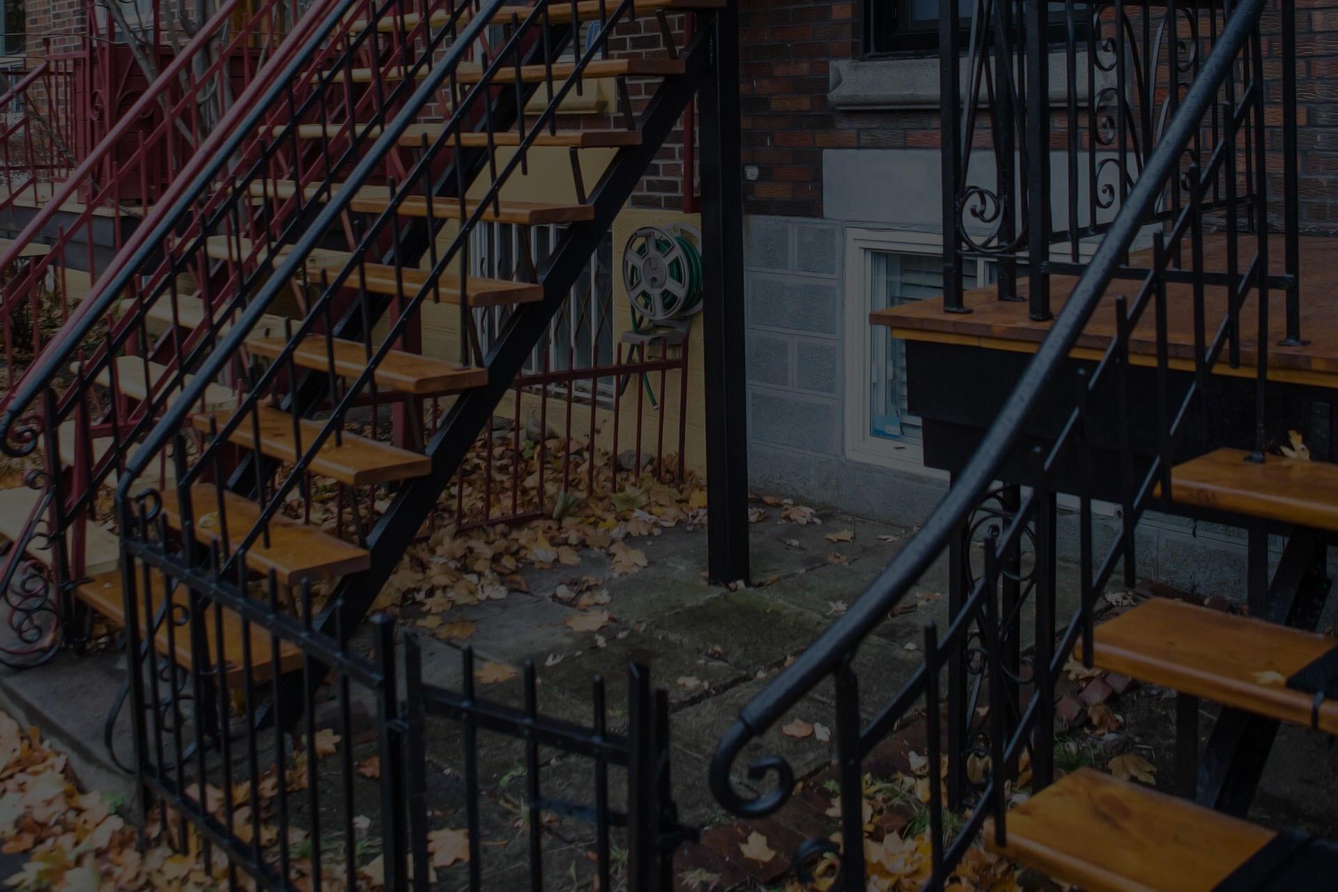 Peindre Une Rampe D Escalier En Bois groupe forgex - escaliers,rampes et balcons